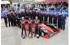 24h-Rennen LeMans 2012,HPD ARX  03a - Honda, No.22, LMP1
