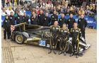 24h-Rennen LeMans 2012,Lola B12/80 Coupe - Lotus, No.31, LMP2