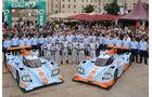 24h-Rennen LeMans 2012,Lola  B12/80 Coupe - Nissan, No.29, LMP2