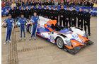 24h-Rennen LeMans 2012,Oreca 03 - Nissan, No.25, LMP2