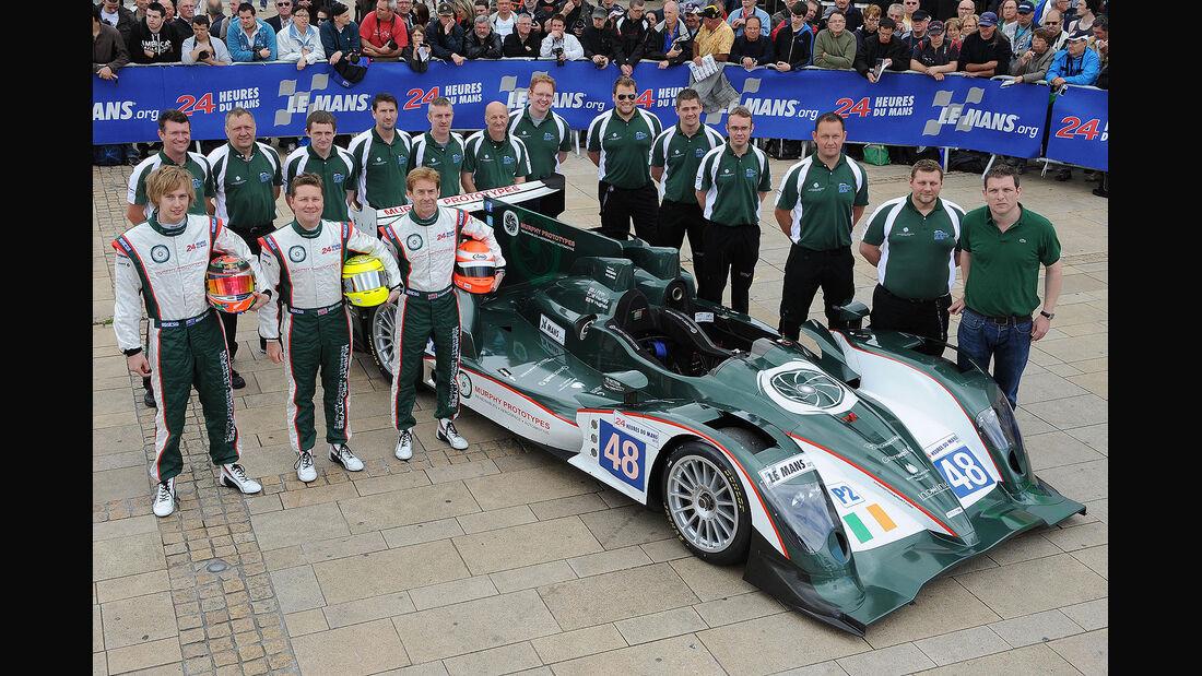 24h-Rennen LeMans 2012,Oreca 03 - Nissan, No.48, LMP2