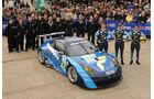 24h-Rennen LeMans 2012,Porsche 911 RSR (997), No.77, LMGTE Pro