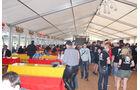 24h Rennen Nürburgring 2009 DSK-Zelt Impressionen