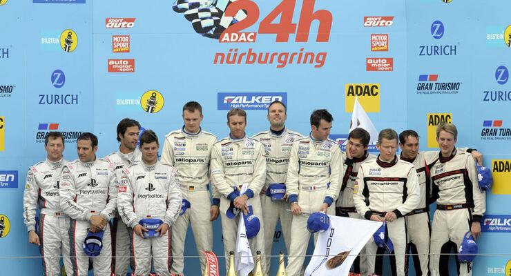 24h Rennen Nürburgring 2009 Ziel