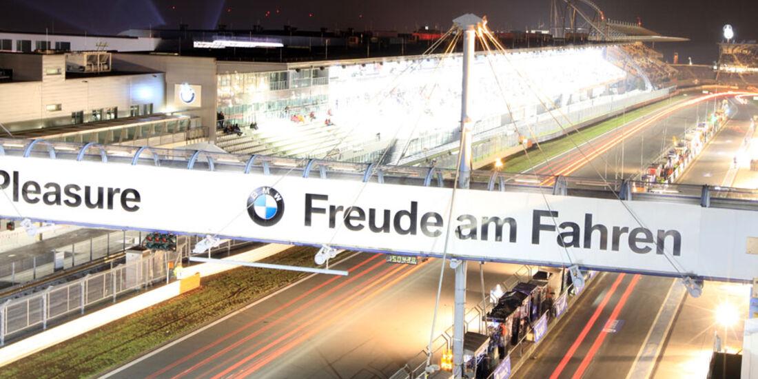 24h-Rennen Nürburgring 2010 - die Nacht