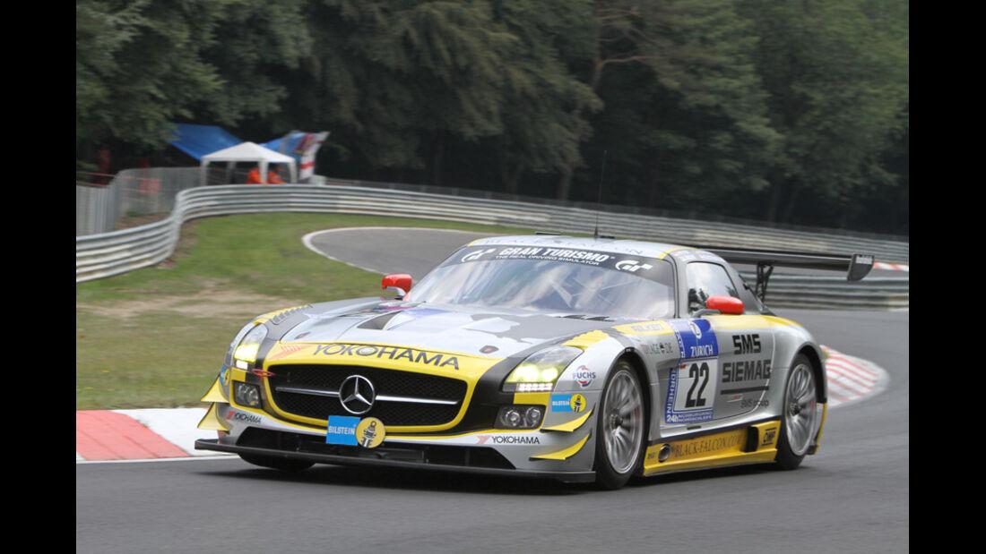 24h-Rennen, Nürburgring, 2011