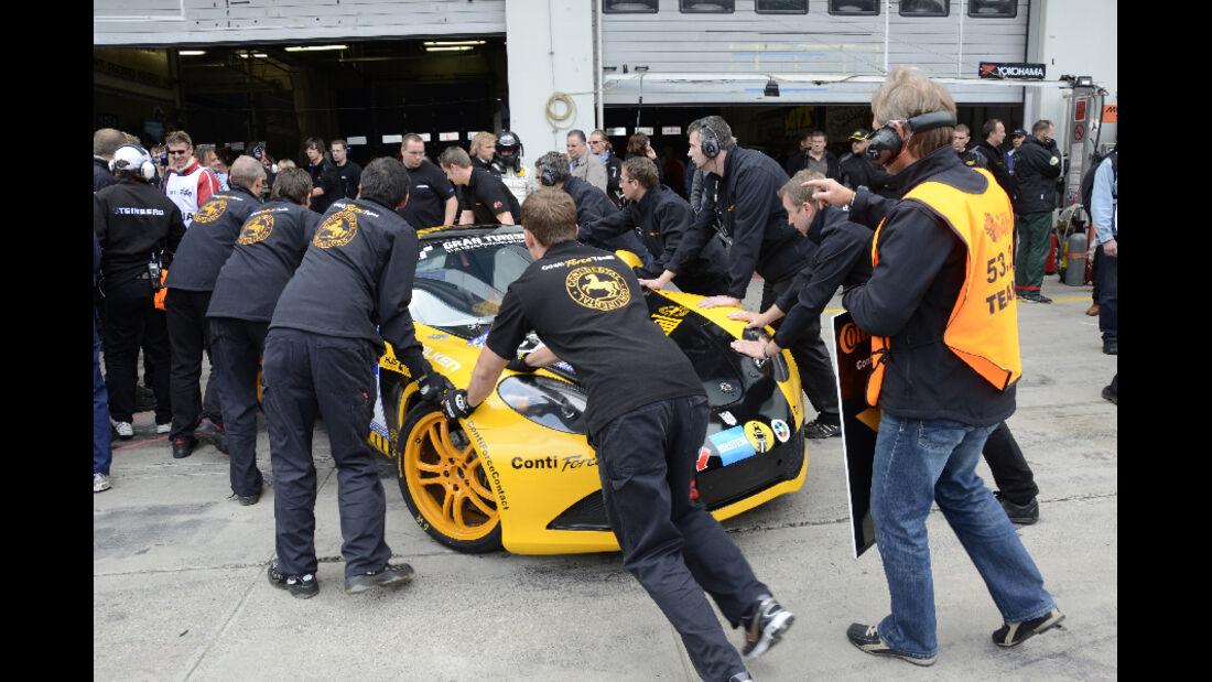 24h Rennen Nürburgring 2011 Artega