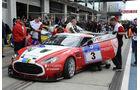 24h Rennen Nürburgring 2011 Aston Martin Zagato