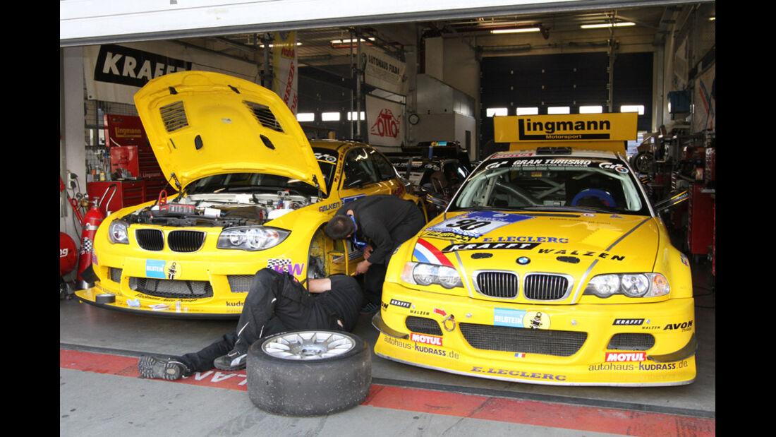 24h Rennen Nürburgring 2011 BMW