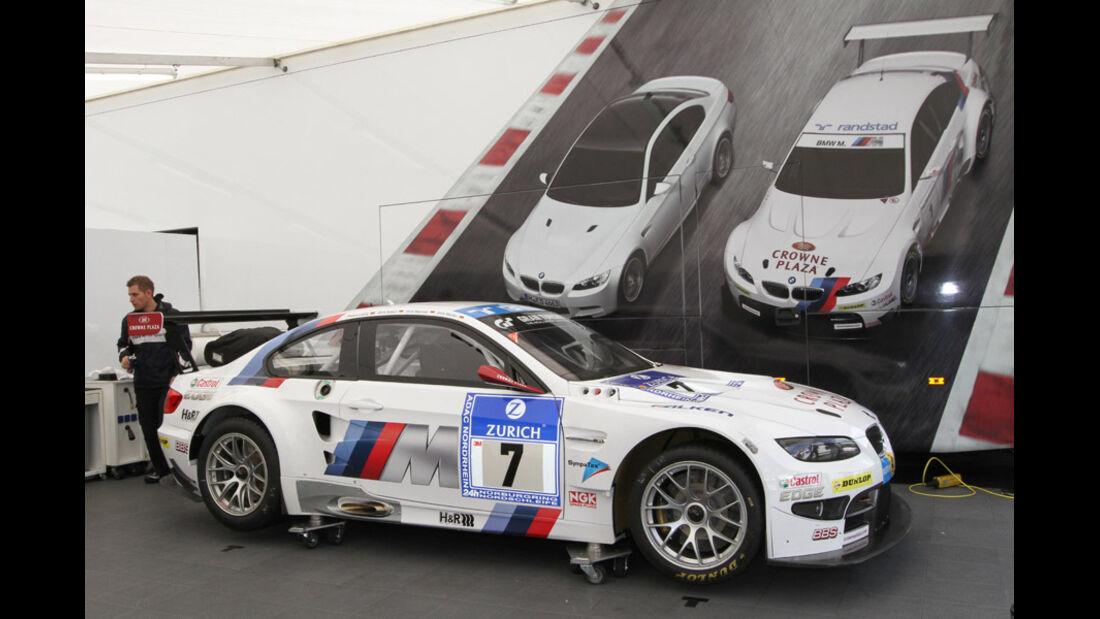24h Rennen Nürburgring 2011 BMW GT2