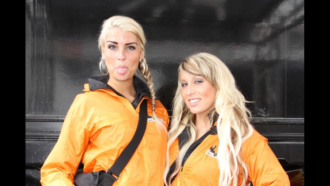 24h Rennen Nürburgring 2011 Girls