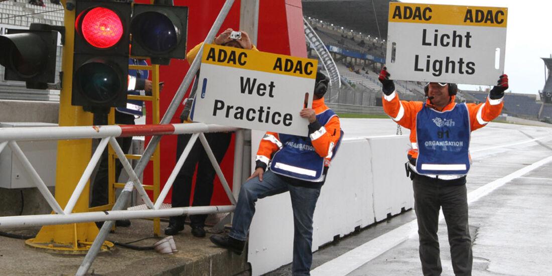 24h Rennen Nürburgring 2011 Marshall