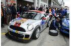 24h Rennen Nürburgring 2011 Mini