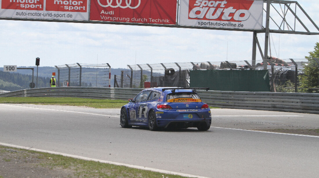 24h Rennen Nürburgring 2011 Ziel