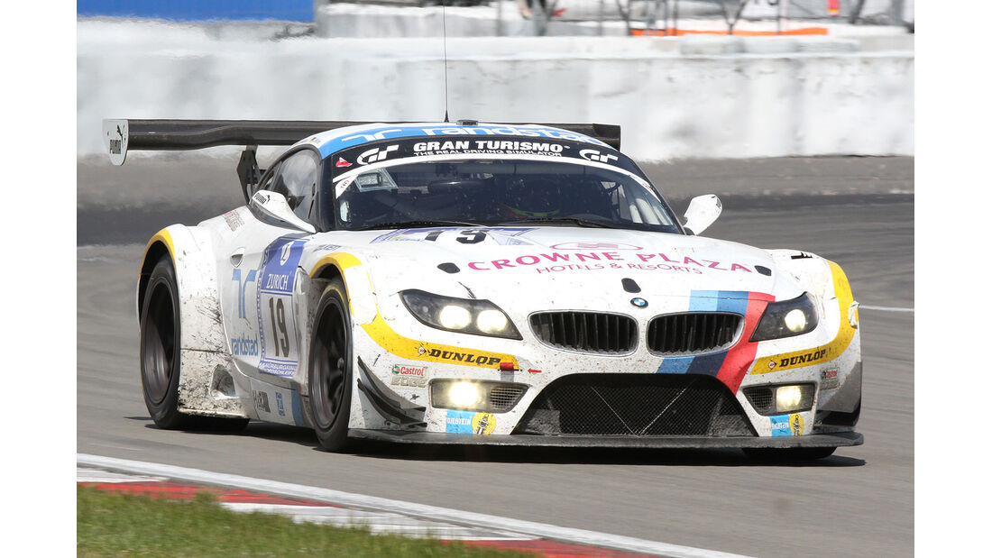 24h-Rennen Nürburgring 2012, No19