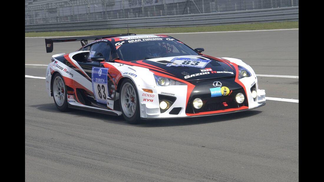 24h-Rennen Nürburgring 2012, No83