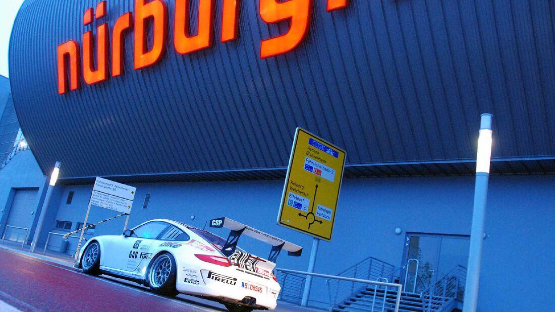 24h-Rennen Nürburgring 2012, Porsche 911 GT3 Cup