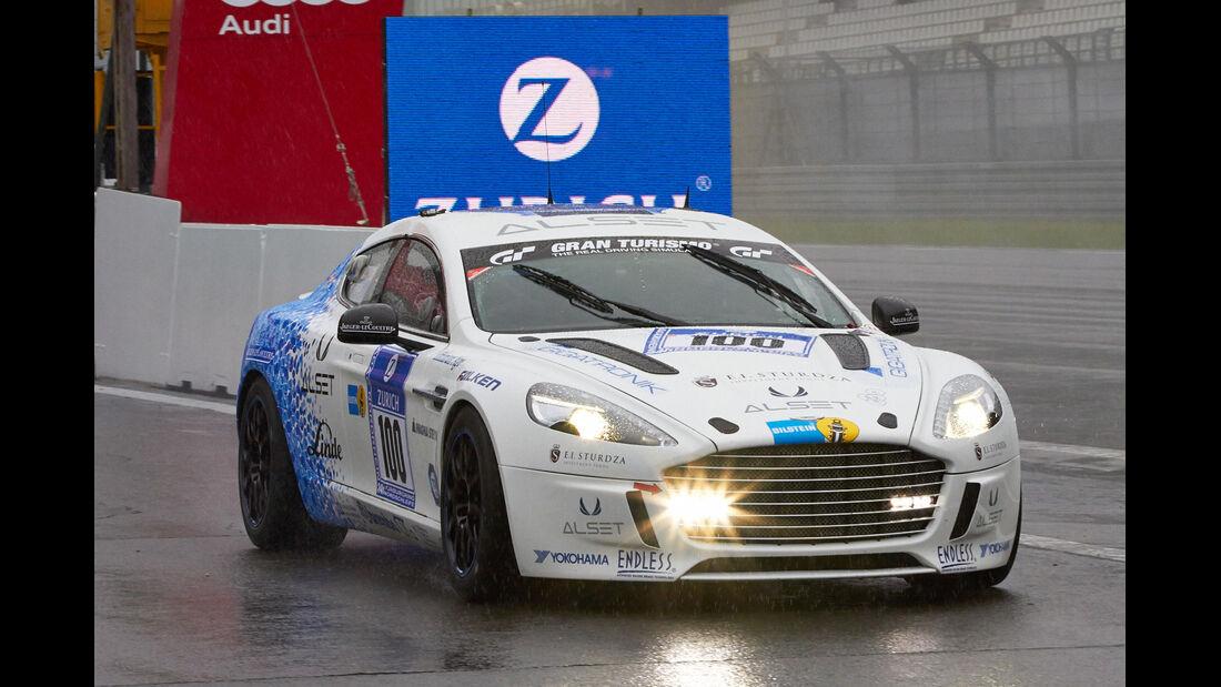 24h-Rennen Nürburgring 2013, Aston Martin Rapide S , E1-XP2, #100
