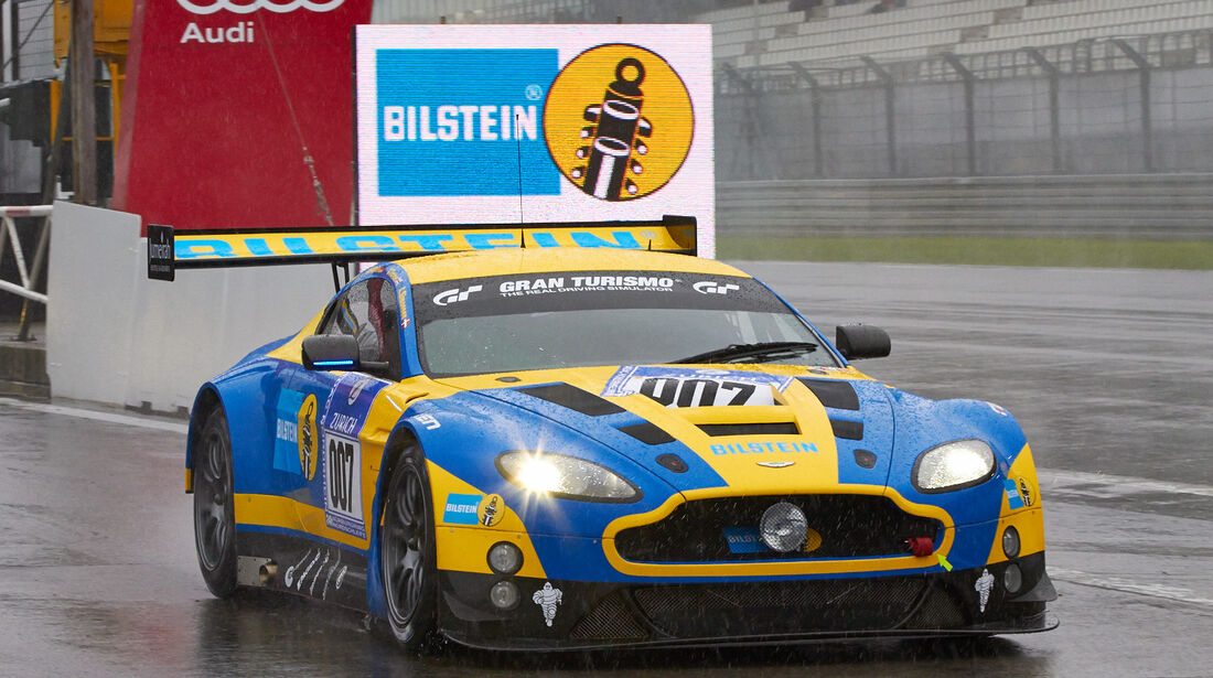 24h-Rennen Nürburgring 2013, Aston Martin Vantage GT3 , SP 9 GT3, #7