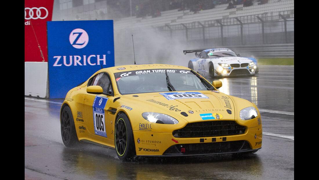 24h-Rennen Nürburgring 2013, Aston Martin Vantage V12 , SP 8, #5