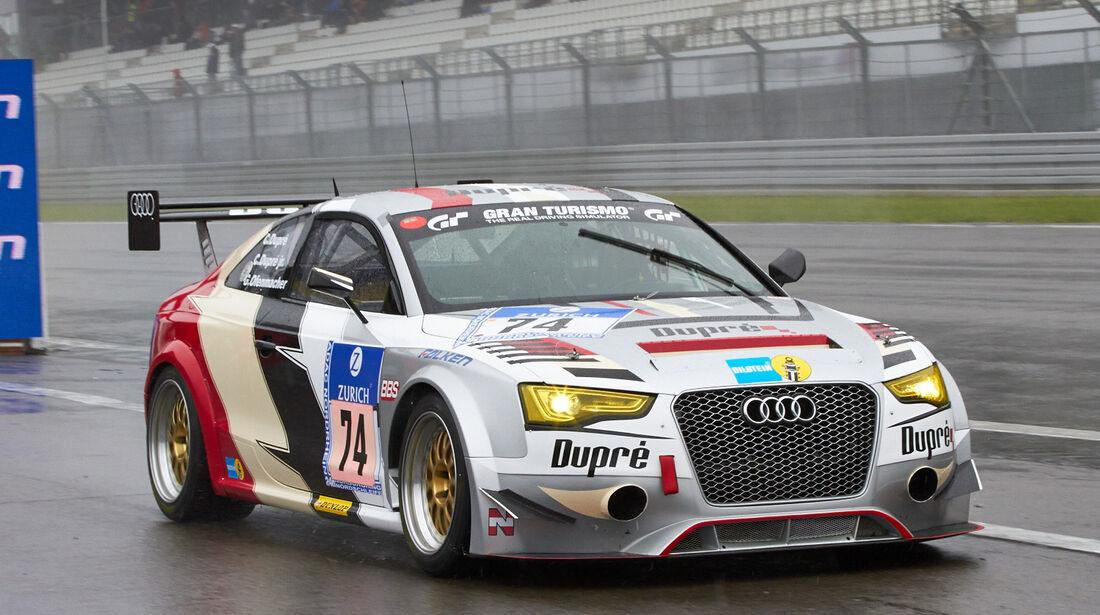 24h-Rennen Nürburgring 2013, Audi RS5 GT , SP 8, #74