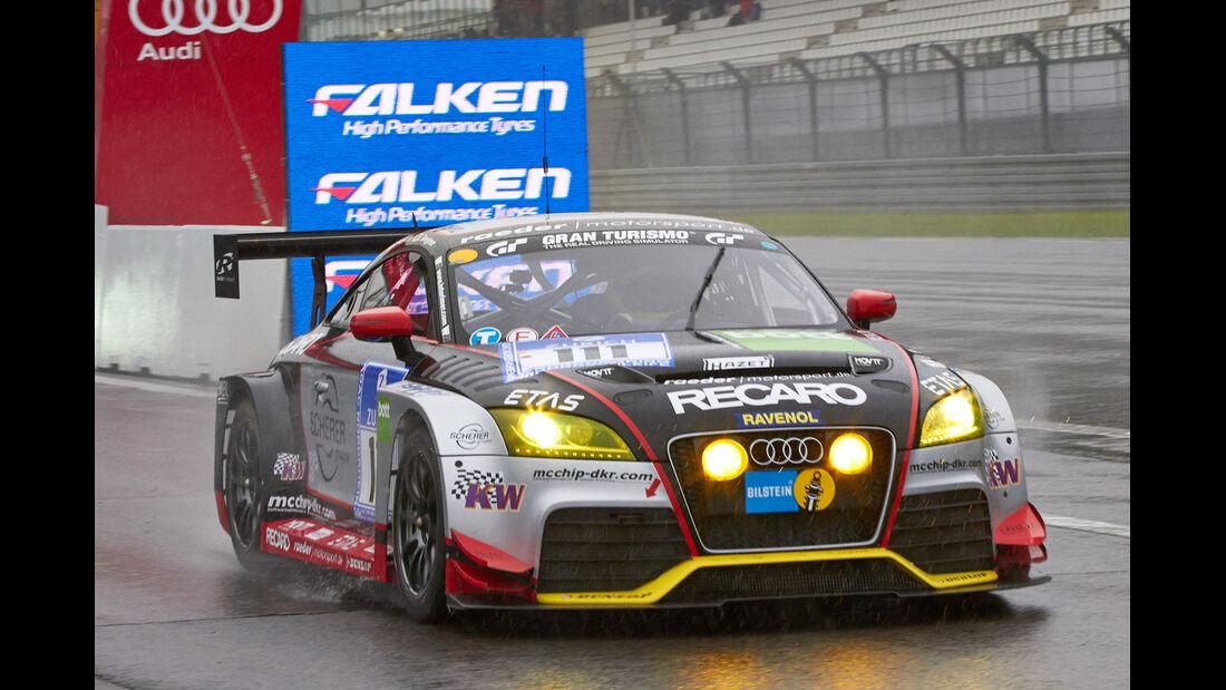 24h-Rennen Nürburgring 2013, Audi TT RS , SP 3T, #111