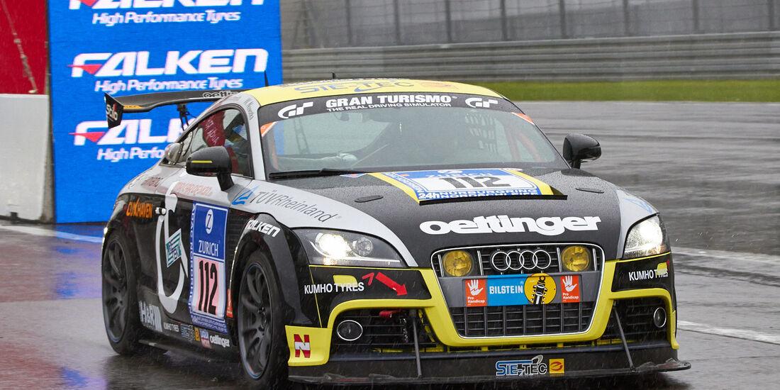 24h-Rennen Nürburgring 2013, Audi TT S , SP 4T, #112