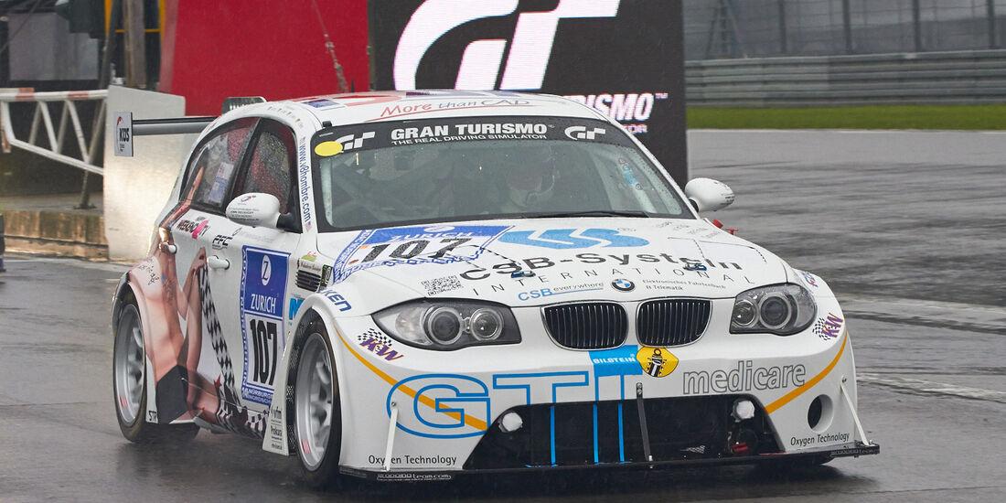 24h-Rennen Nürburgring 2013, BMW 130 i GTR , SP 4 + SP 5, #107
