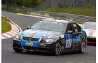 24h-Rennen Nürburgring 2013, BMW 325 , V4, #197