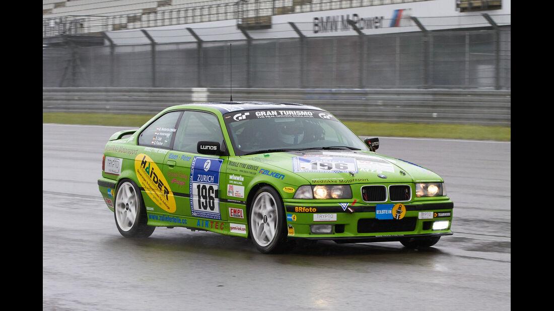 24h-Rennen Nürburgring 2013, BMW 325i , V4, #196
