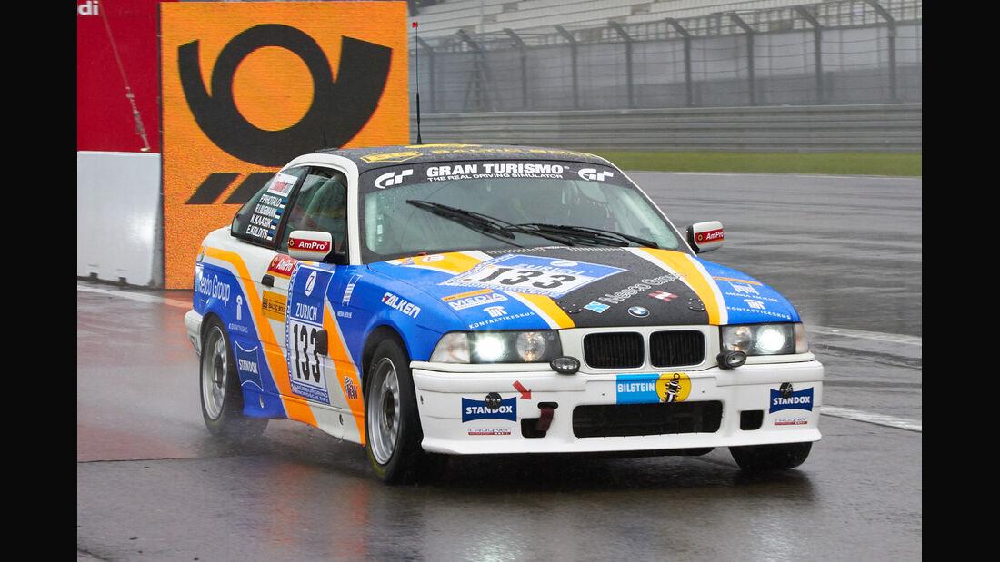 24h-Rennen Nürburgring 2013, BMW E36 325 , SP 4 + SP 5, #133