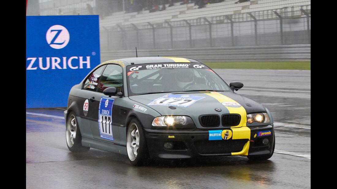 24h-Rennen Nürburgring 2013, BMW E46 , V6, #177