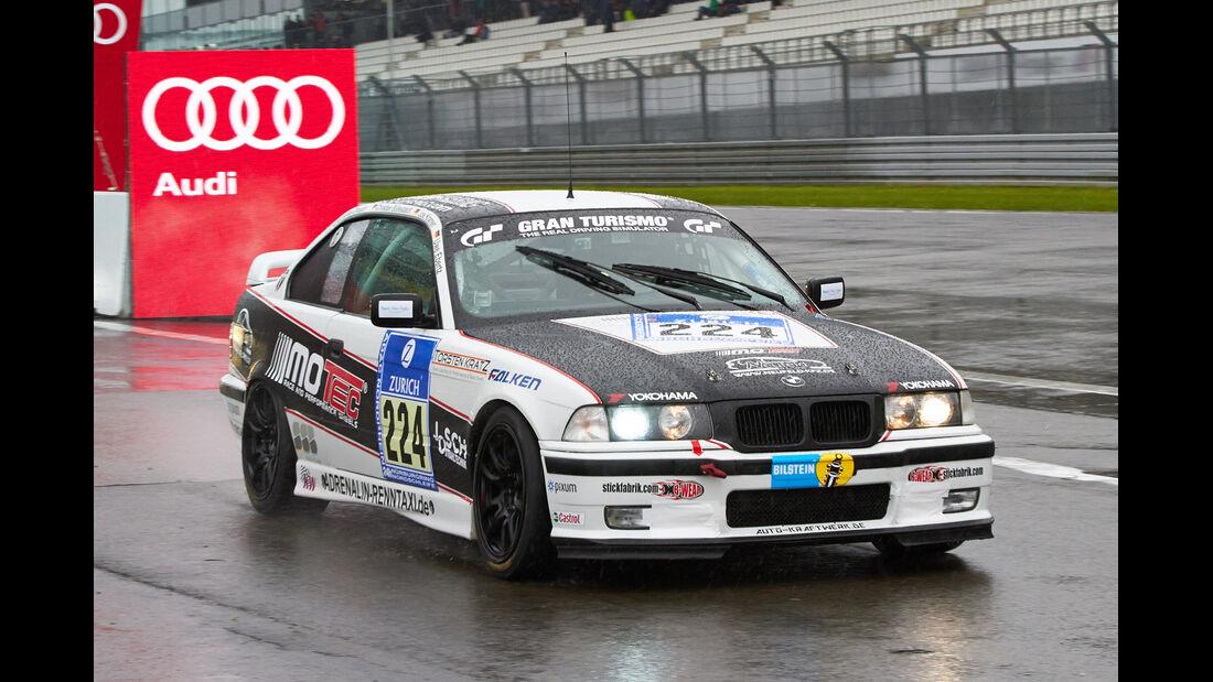 24h-Rennen Nürburgring 2013, BMW M3 GT , V5, #224
