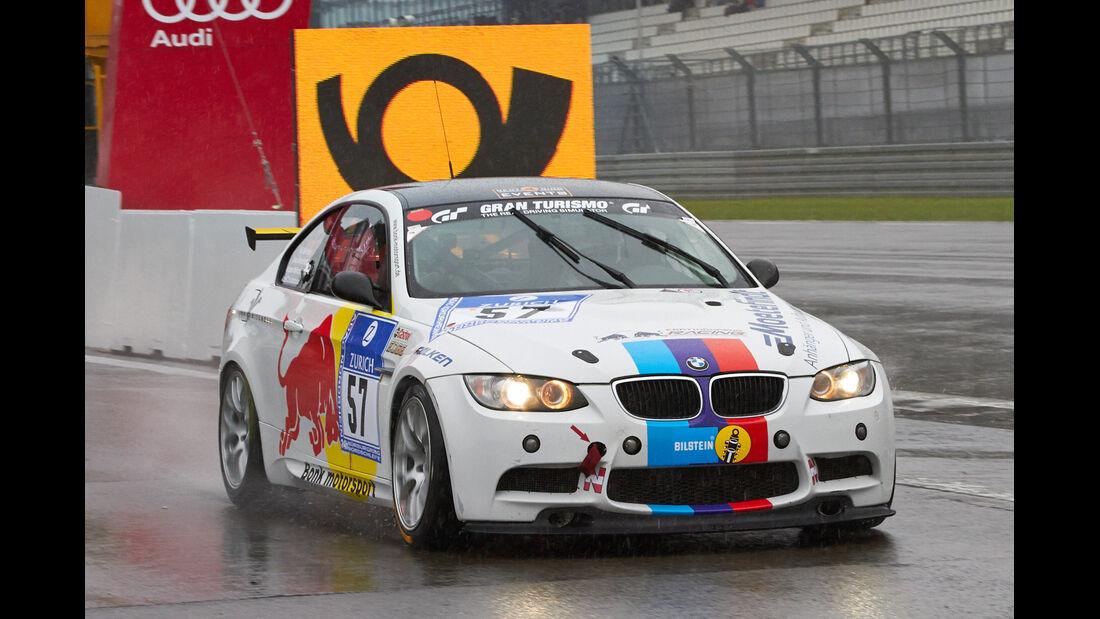 24h-Rennen Nürburgring 2013, BMW M3 GT4 , SP 10 GT4, #57