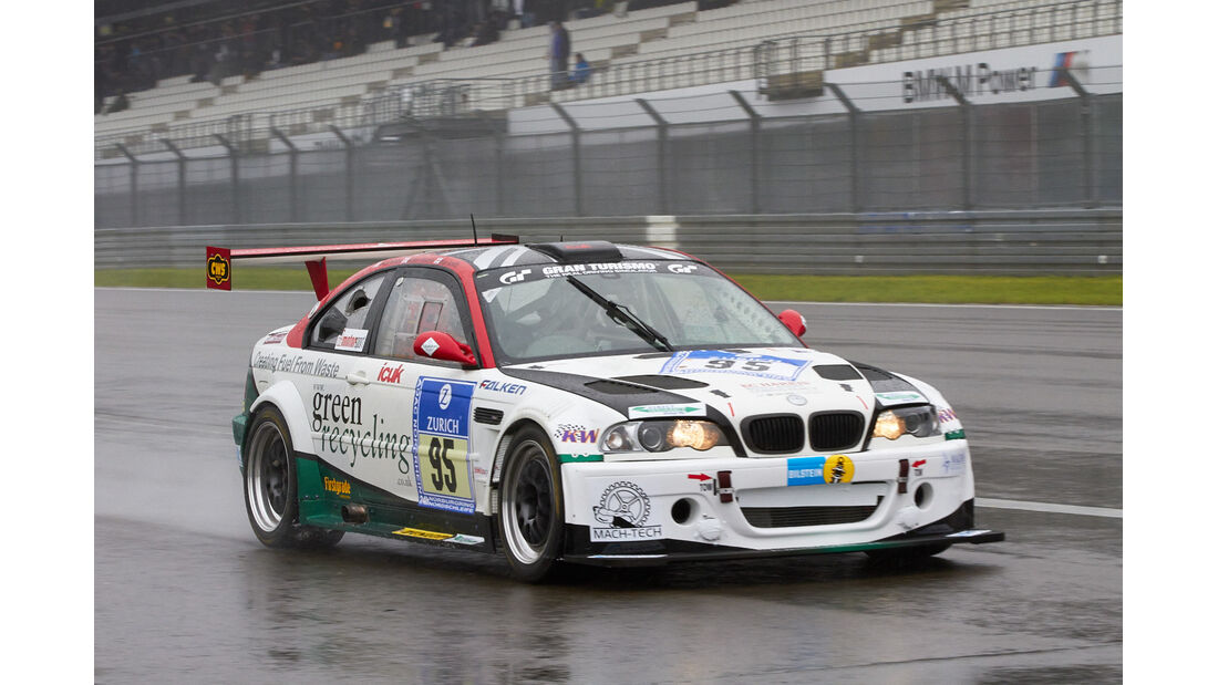 24h-Rennen Nürburgring 2013, BMW M3 GTR , SP 6, #95