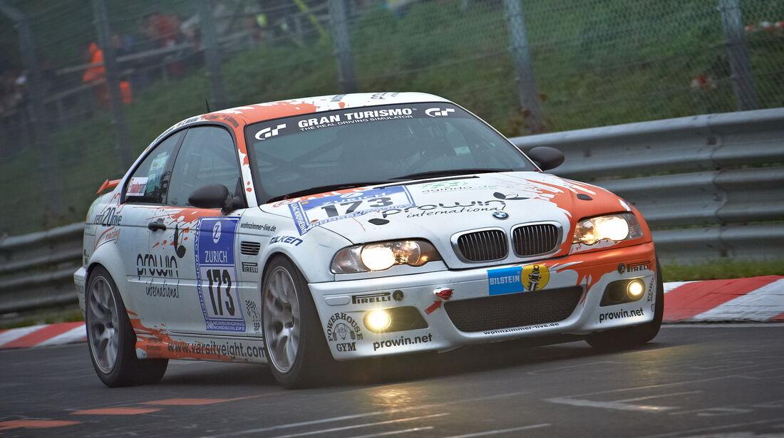 24h-Rennen Nürburgring 2013, BMW M3 , V6, #173