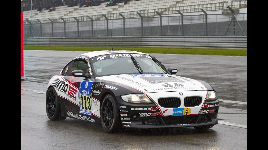 24h-Rennen Nürburgring 2013, BMW Z4 3,0 Si , V5, #223