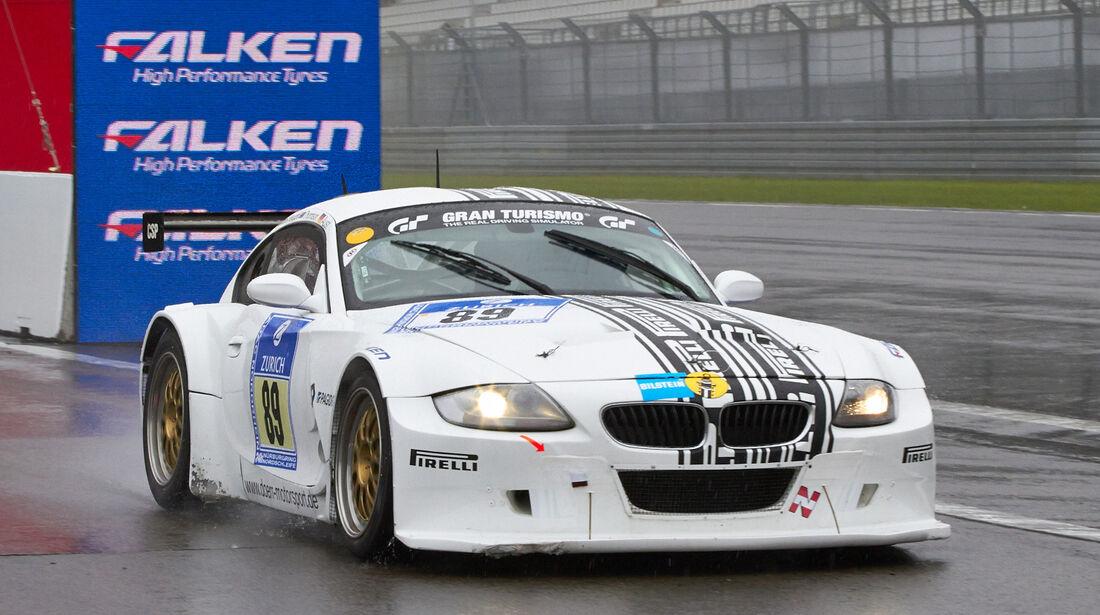 24h-Rennen Nürburgring 2013, BMW Z4 M Coupé , SP 6, #89