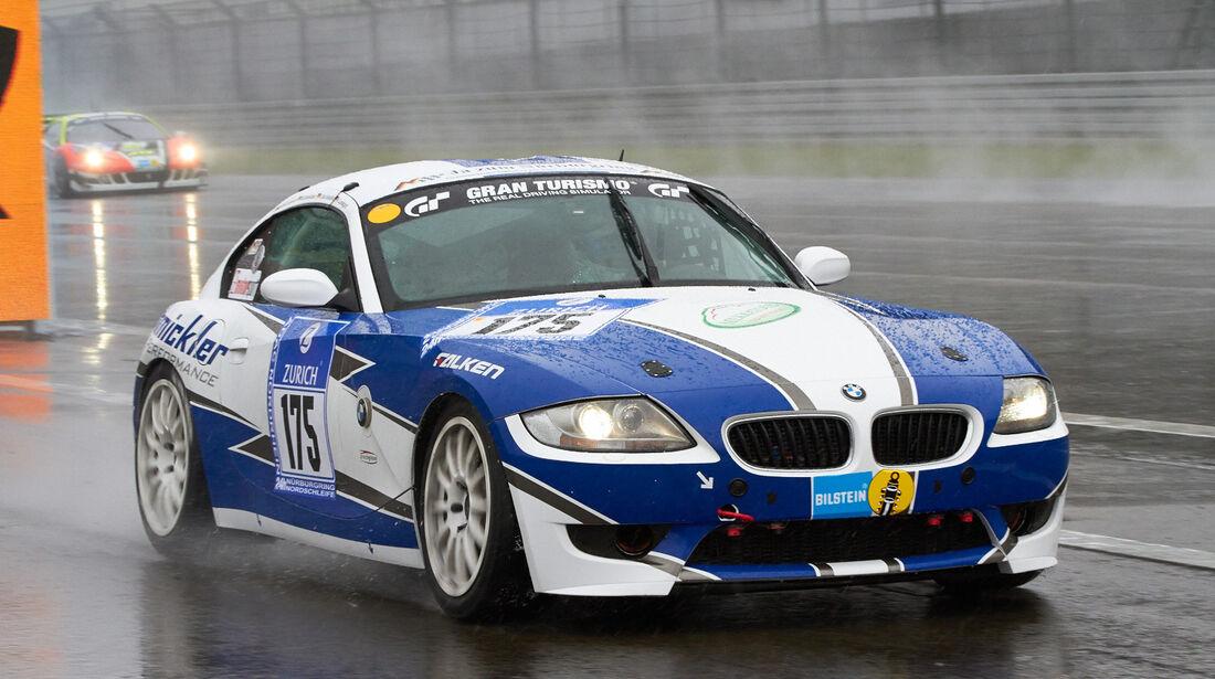 24h-Rennen Nürburgring 2013, BMW Z4 M Coupé , V6, #175
