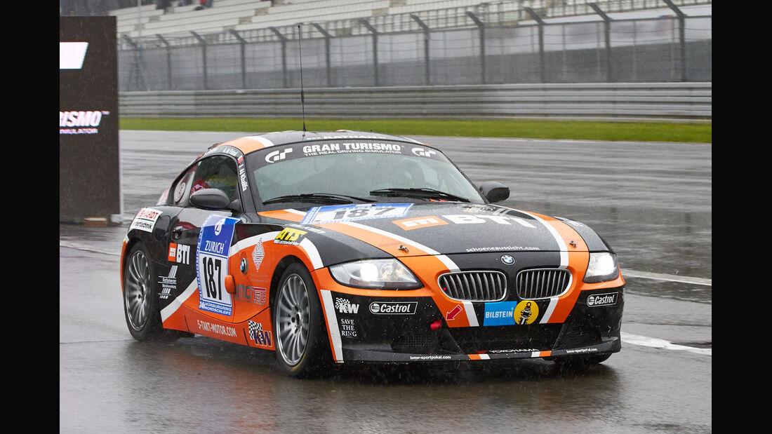 24h-Rennen Nürburgring 2013, BMW Z4 , V5, #187