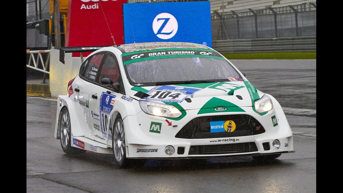 24h-Rennen Nürburgring 2013, Ford Focus , SP 4T, #104