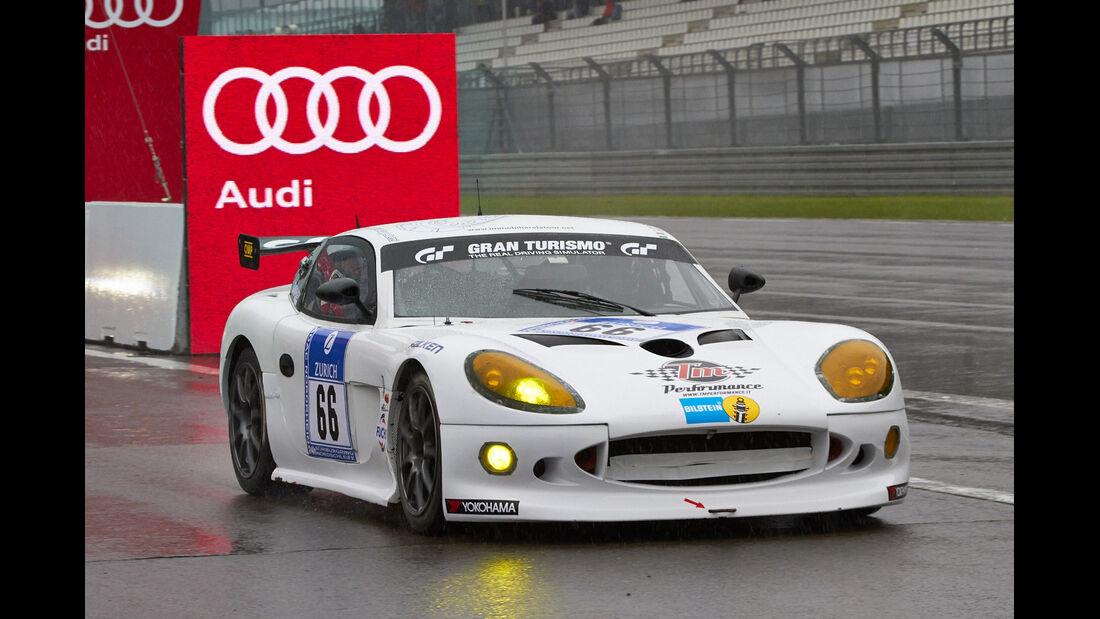 24h-Rennen Nürburgring 2013, Ginetta GT4 G50 , SP 10 GT4, #66