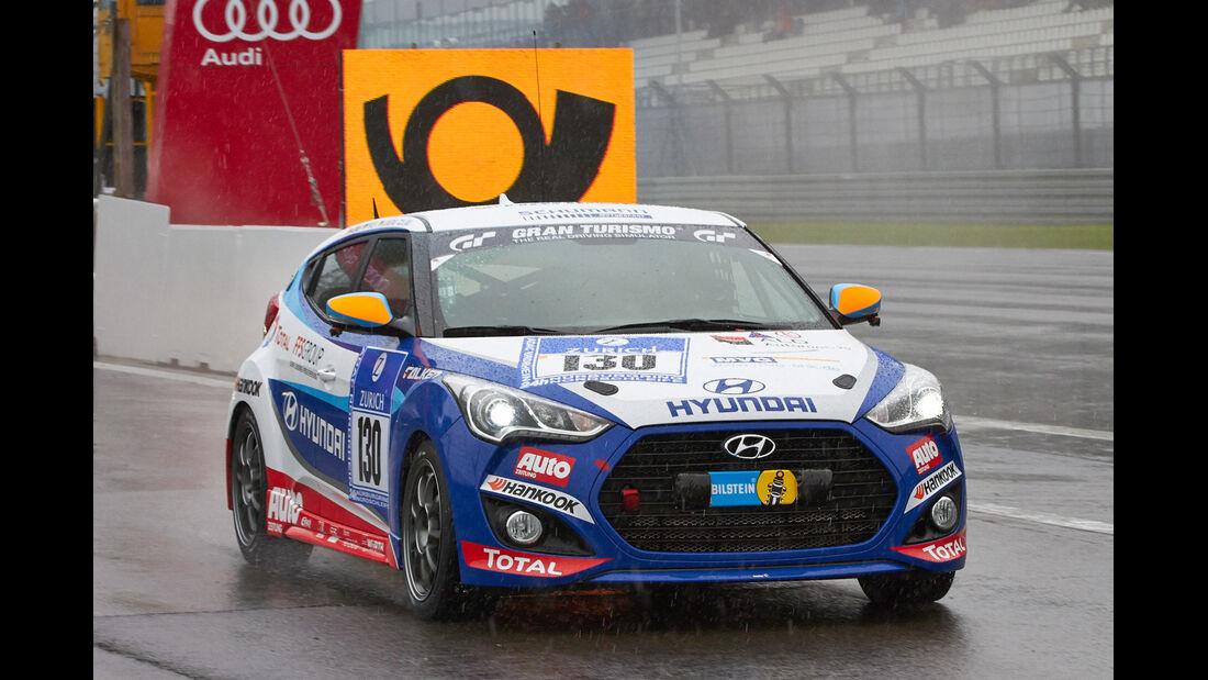 24h-Rennen Nürburgring 2013, Hyundai Veloster Turbo , SP 2T, #130