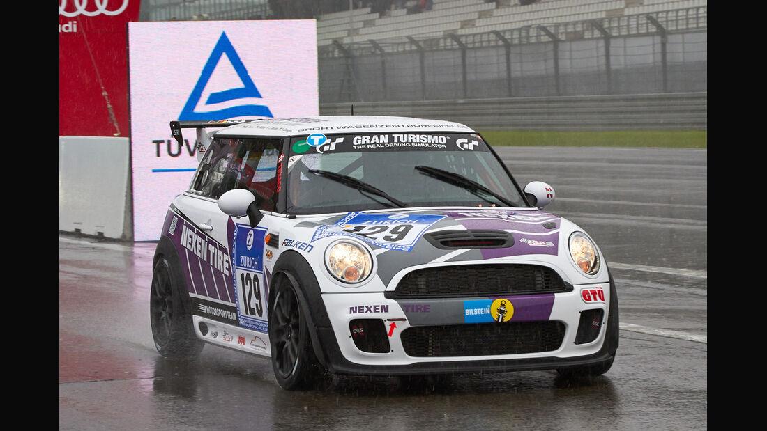 24h-Rennen Nürburgring 2013, MINI Cooper JCW , SP 2T, #129