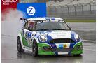 24h-Rennen Nürburgring 2013, MINI Cooper S , SP 2T, #124