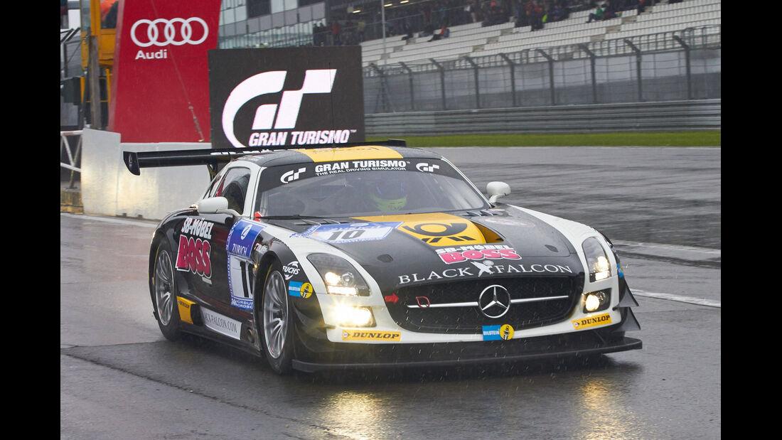 24h-Rennen Nürburgring 2013, Mercedes-Benz SLS AMG GT3 , SP 9 GT3, #10