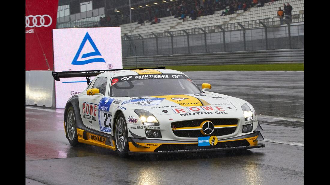 24h-Rennen Nürburgring 2013, Mercedes-Benz SLS AMG GT3 , SP 9 GT3, #23