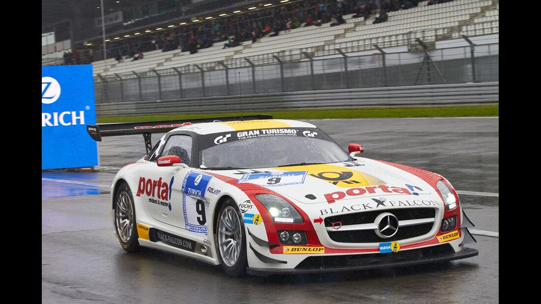24h-Rennen Nürburgring 2013, Mercedes-Benz SLS AMG GT3 , SP 9 GT3, #9