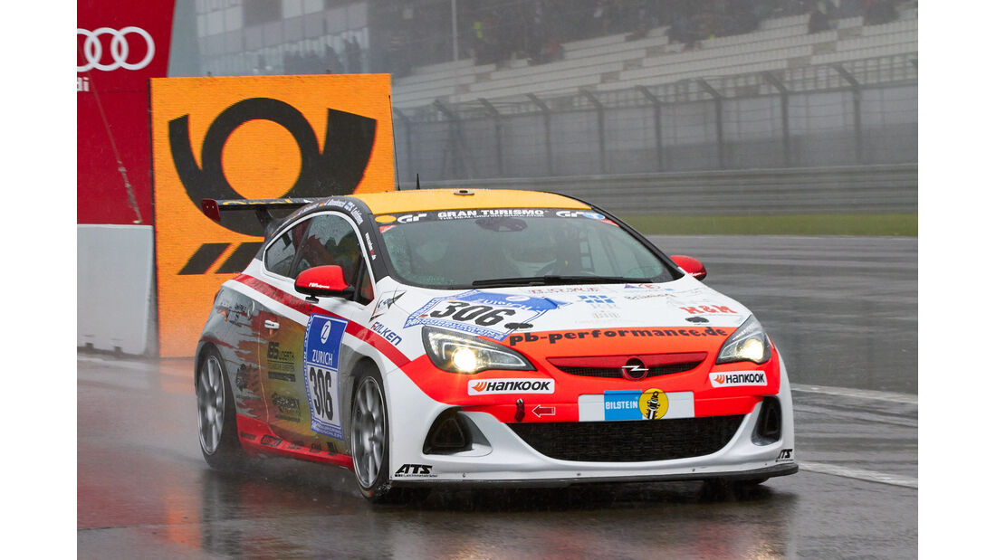24h-Rennen Nürburgring 2013, Opel Astra OPC Cup , Cup 1, #306