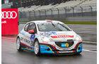24h-Rennen Nürburgring 2013, Peugeot 208 GTi , SP 2T, #208